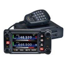 Yaesu FTM-400DE VHF/UHF C4FM FDMA/FM KÉTSÁVOS MOBIL ADÓVEVŐ