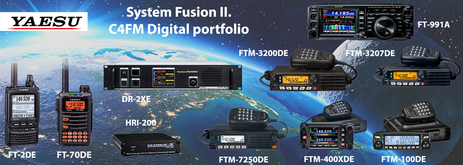 system fusion II.