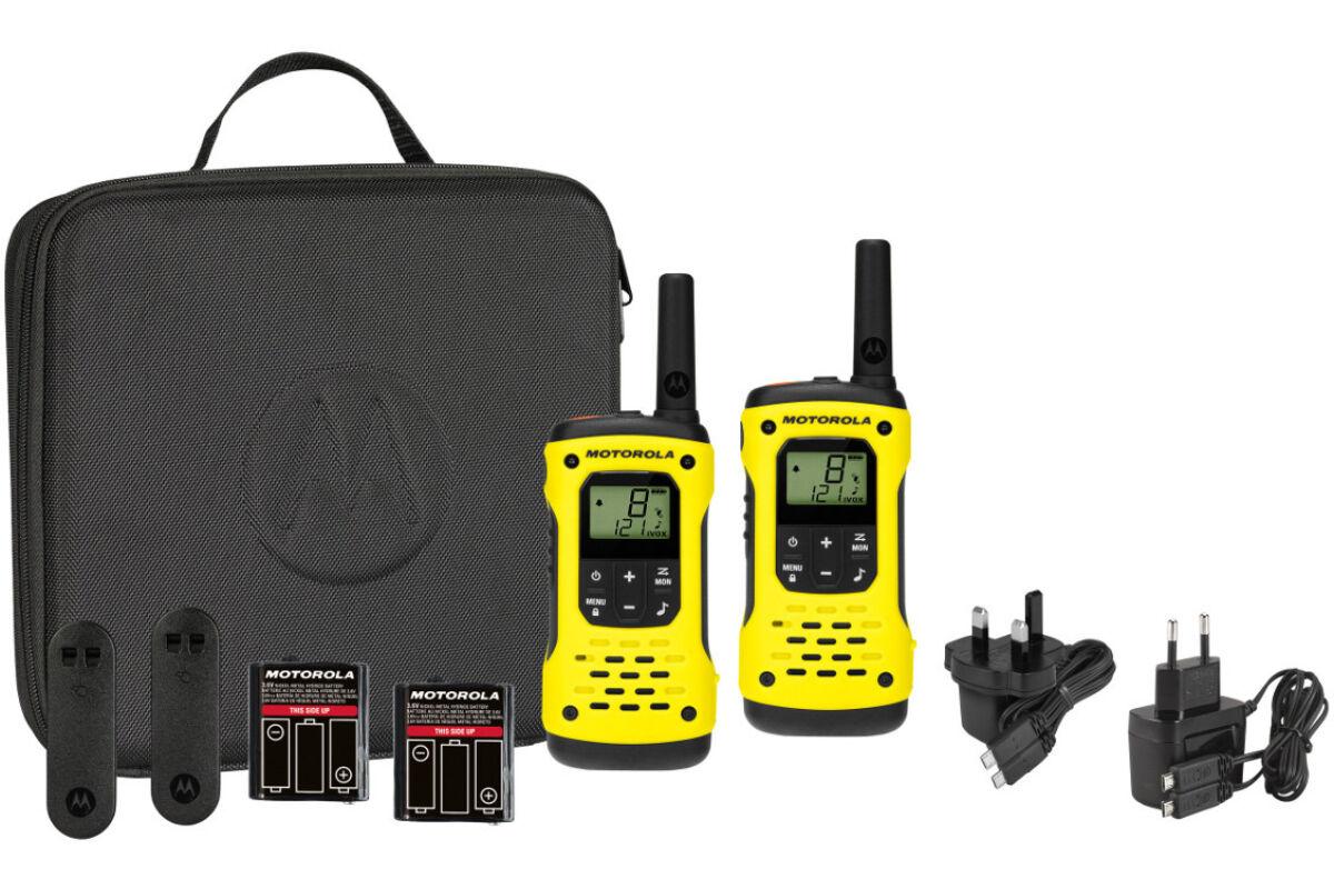 Motorola TALKABOUT T92 PMR WALKIE TALKIE