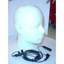 ACP2200-A-Y2 CLEAR TUBE EARPHONE