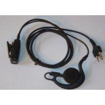 ECH1070-M1 EAR MICROPHONE / DP, CP, XT, FT-25/65E, FT-4XE, FT-4VE