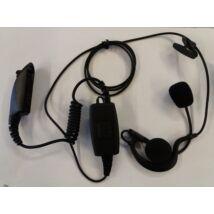 ENL2000-M4 LARGE EAR HOOK WITH BOOM - WARIS / GP