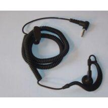 EZZ13-J6 EARPHONE FOR 2-WAY RADIO 3,5 MM MONO JACK