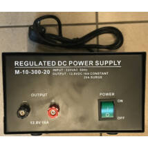 M10-300-20 13.8V 20A LINEAR POWER SUPPLY