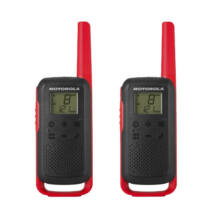 Motorola TALKABOUT T62 RED WALKIE TALKIE