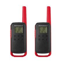 Motorola TALKABOUT T62 RED WALKIE TALKIE