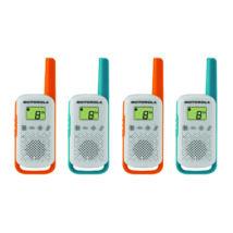 Motorola TALKABOUT T42 QUAD PACK WALKIE TALKIE