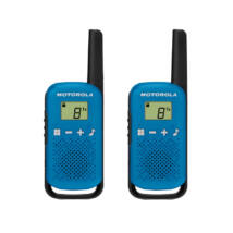 Motorola TALKABOUT T42 BLUE WALKIE TALKIE