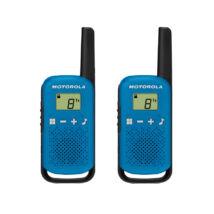 Motorola TALKABOUT T42 BLUE WALKIE TALKIE