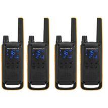 Motorola Talkabout T82 Extreme Quad WALKIE TALKIE