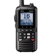 Standard Horizon HX-890E VHF KÉZI HAJÓRÁDIÓ DSC / GPS