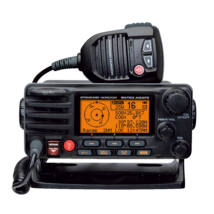 Standard Horizon GX-2200E VHF MOBILE MARINE RADIO, BLACK