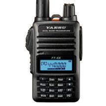 Yaesu FT-4XE VHF/UHF KÉTSÁVOS KÉZI ADÓVEVŐ