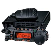 Yaesu FT-857D ALL MODE HF VHF UHF MOBIL ADÓ-VEVŐ
