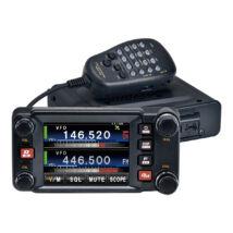 Yaesu FTM-400XDE VHF/UHF C4FM FDMA/FM KÉTSÁVOS MOBIL ADÓVEVŐ