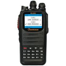 WOUXUN KG-UVN1 VHF/UHF ANALÓG ÉS DIGITÁLIS ADÓVEVŐ