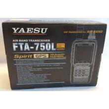 Yaesu FTA-750L box