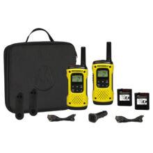 Motorola T92 walkie talkie 14