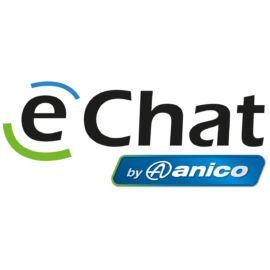 ANICO eCHAT LICENSE 1 MONTH ACCOUNT FOR 1 RADIO / eChat E350, E360