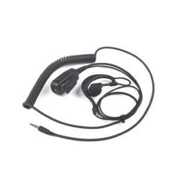 PoC AA700 fülszett - ear piece eChat E700 PoC adóvevőhöz