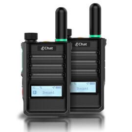 eChat Lite Duo E350 PoC Internetalapú adóvevő twin pack
