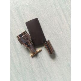 MUHF-CM240 MINI UHF CRIMP. MALE / H155 (LMR-240)