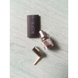 MUHF-CM58 MINI UHF CRIMP. MALE / RG-58
