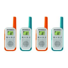 Motorola Talkabout T42 Quad walkie talkie