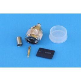 N-CM240 N CRIMP. MALE / H-155 (LMR-240)