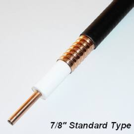RF-7/8 coax cable