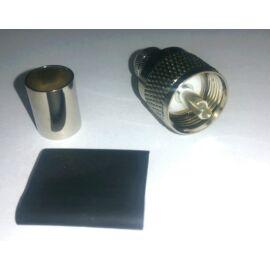 UHF-CM400 UHF CRIMP. MALE / H1000 (LMR-400)