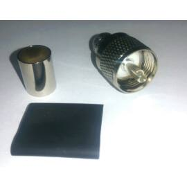 UHF-CM400 UHF CRIMP. MALE / H1000 (LMR-400