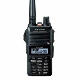 Yaesu FTA-250L AIRBAND RADIO