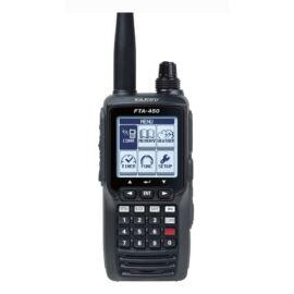 Yaesu FTA-450L airband kézi reprádió CE