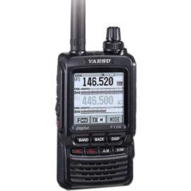 Yaesu FT2DE B2 C4FM VHF/UFH DIGITÁLIS KÉTSÁVOS KÉZI ADÓVEVŐ + AJÁNDÉK SHC-24 MŰBŐRTOK