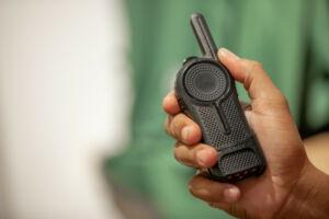 Motorola PMR frekvenciaengedély nélkül használható üzleti rádió adóvevő