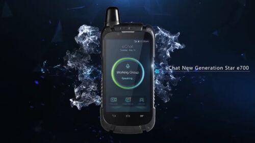 eChatE700 internet-based transceiver