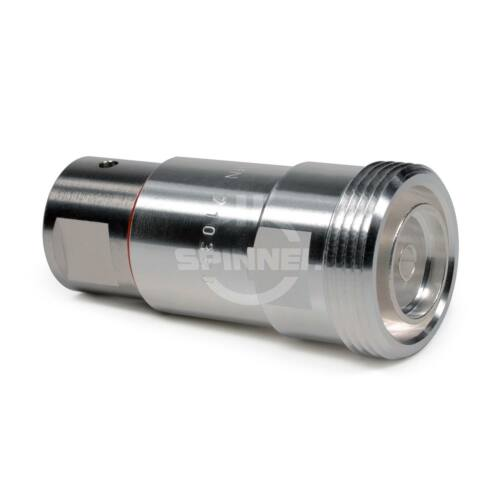 SPINNER 7-16 FEMALE CONNECTOR LF 1/2