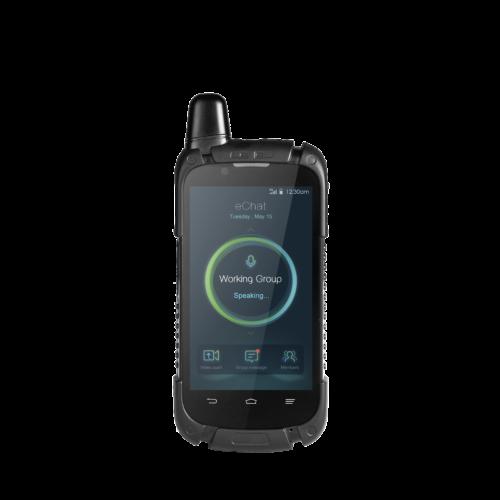 eChat E700 PoC IP radio