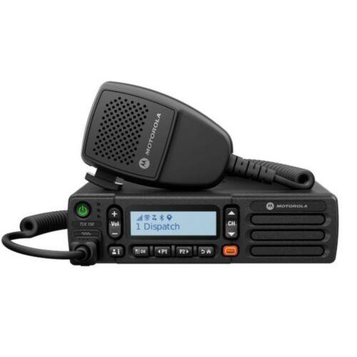 Motorola Wave TLK150 PoC mobile radio