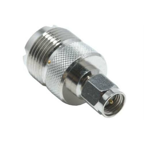 ADAPTER SMA MALE TO FEMALE PL