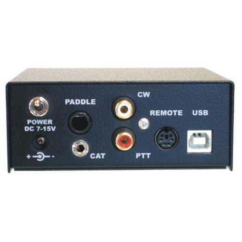 MICROHAM USB CW KEYER