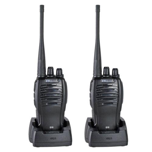 Midland G10 PMR446 radio 1 pair / demo product