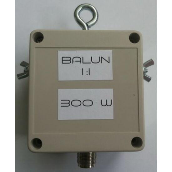 BALUN 1:1; 1,8-30 MHz; MAX 300W