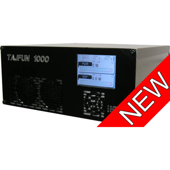 BIGTAJFUN 1000 1KW 50/70MHZ LDMOS LINEAR PA LCD