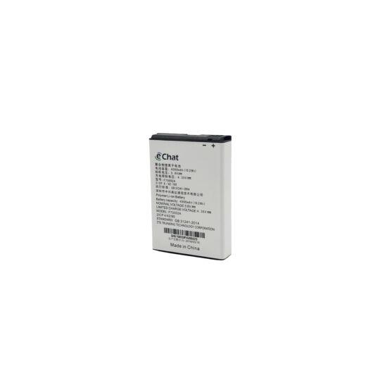 AB380 Li-ion akkumulátor eChat E700 PoC adóvevőhöz