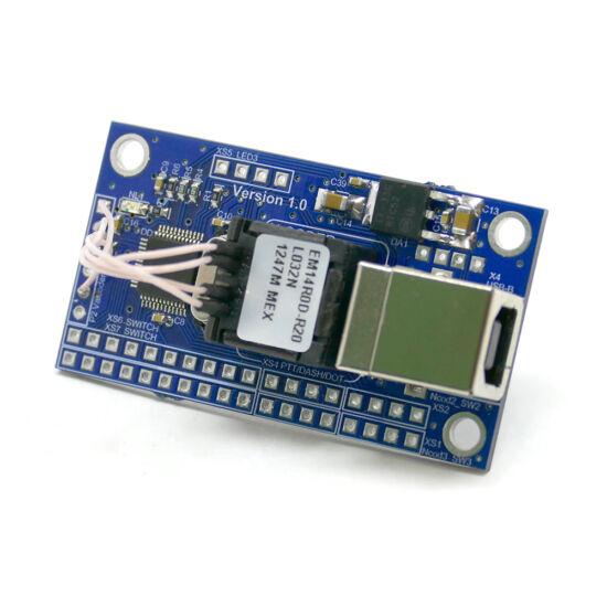 Expert Electronics E-CODER MINI SDR CONTROL PANEL KIT