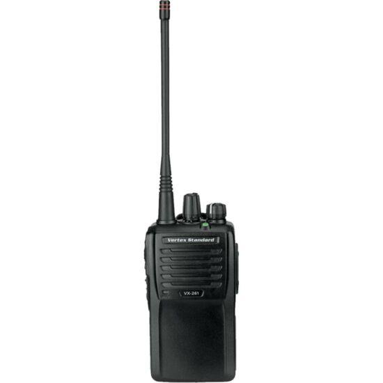 Vertex Standard VX-261-D0-5 (CE) 136-174MHz, 16CH, FNB-V134LI-UNI 2300mAh ADÓVEVŐ