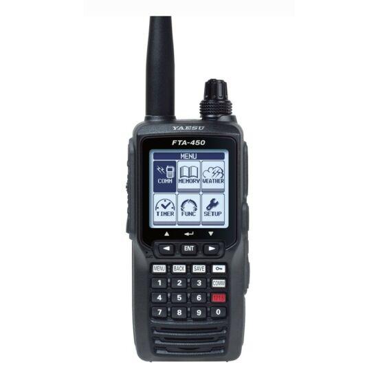 Yaesu FTA-450L AIRBAND HANDHELD RADIO