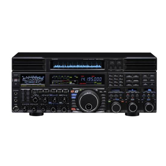 Yaesu FTDX-5000MP HF+6M ALL MODE ADÓ-VEVŐ